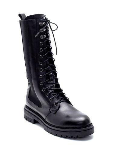 Derimod Kadın Çizme (20107) Casual Siyah